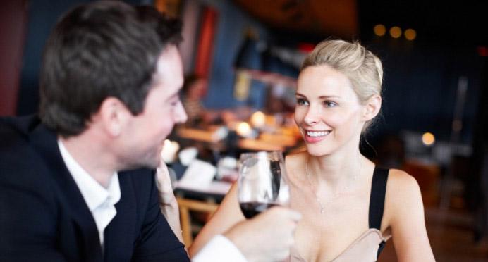 The origin of speed dating